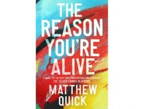 Matthew Quick is coming to Open Book Bookstore on July 7 at